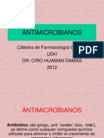 CLASES ANTIMICROBIANOS.ppt