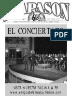 Revista Diapasón Nº 12 (octubre 2003)