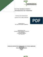 Informe Final Ing Transito 2