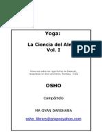 Osho - Yoga La Ciencia Del Alma Vol 1