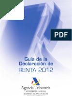 Guia Renta 2012 Libro Electronico