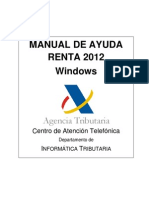 Renta2012 Windows v1
