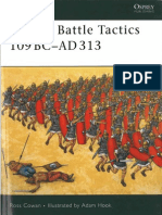Roman Battle Tactics 109bc-Ad313 (Osprey, Elite #155)(Not Ocr)