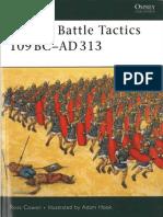 Roman Battle Tactics 109bc-Ad313 (Osprey, Elite #155)(Not Ocr)