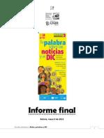 Informe Consulta Ciudadana 2012 - Final 8 May