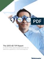 4D Tip Report
