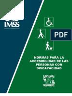 Normas del IMSS Para Discapacitados