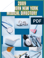 2009 Northern New York Medical Directory