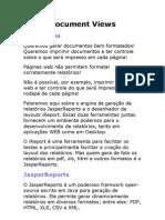 Relatório com jasper Ireport