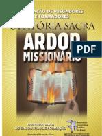 Ardor Missionário - FORMAÇÃO