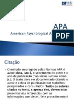 A P a Regras Bibliografia