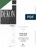 Dekon Dalam Udjian - Aidit (1963)