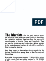 C. Wright Mills - The Marxists