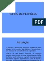 REFINO DE PETRÓLEO