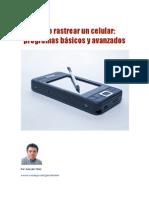 Como rastrear un celular - programas básicos y avanzados_