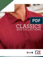 2013 Classics Catalog