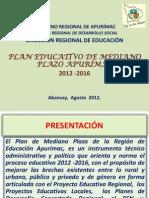 3 PMP. relación con marco y politicas