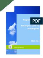 270 Programa Nacional Prevencao Tabagismo 2012 2016