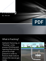 Fracking Oral Presentation