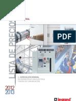 PDF FdeVentas ListaIndustrial2012