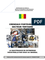Gestion de La Maintenance Industrielle Par Ordinateur GMAO