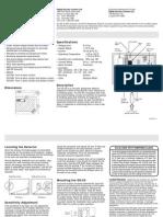 Detector Quiebre Paradox DG-50