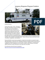 EPA Region 7 Emergency Response Program Exercise