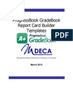 Report Card Templates2
