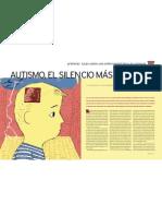Autismo, el silencio más doloroso. Artículo La Vanguardia.