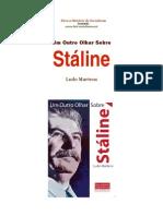 Stalin Um Novo Olhar - Ludo Martens