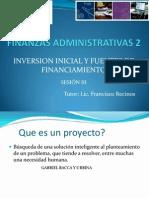Finanzas Administrativas 2 S3