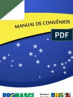 ManualConvêniosPronasci