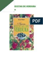 Wilson, Anne - Nuevas Recetas Con Verduras