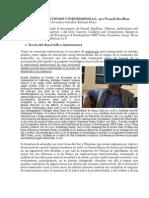Historia Instituciones y Subdesarrollo (Bradham P., 2004)