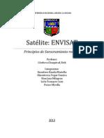 ENVISAT especificaciones técnicas