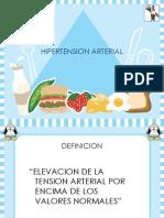 Hipertensión Arterial Materno