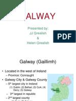 Galway Presentation September AICS