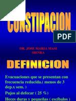 CONSTIPACION