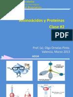 Clase#2 Aminoacidos y Proteinas (1)