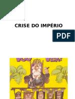 Crise no Segundo Reinado