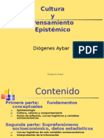 TOPICOS DE EPISTEMOLOGIA
