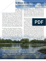 Upper Susquehanna Subbasin Year-1 Survey Summary Report