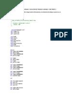 Timer 2 Pwm Con Frecuencia Variable y Relacion de Trabajo Variable