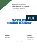Satelite Simon Bolivar MICHAEL TRABAJO