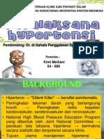 Hipertensi Ppt Dr Sahala