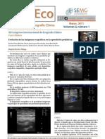 Evolución de las imágenes ecográficas en la apendicitis pediátrica