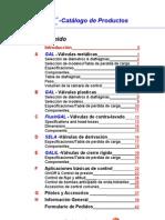 Catalogo de 100PR