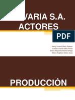 Bavaria Actores