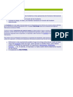 Resumen Del Curso Incoterms 2010-2
