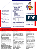 July 15 Investigations Brochure